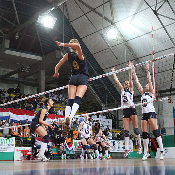 Image Marche International Volley Cup